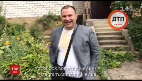 Киевляне задержали пьяного сотрудника Верховного суда Украины