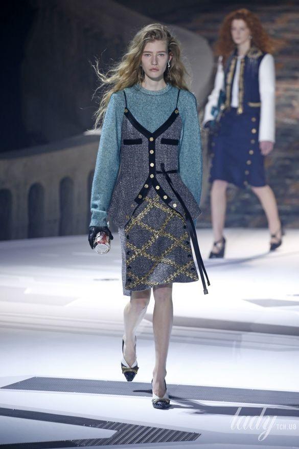 Коллекция Louis Vuitton прет-а-порте сезона осень-зима 2018-2019_2