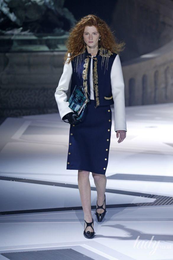 Коллекция Louis Vuitton прет-а-порте сезона осень-зима 2018-2019_3