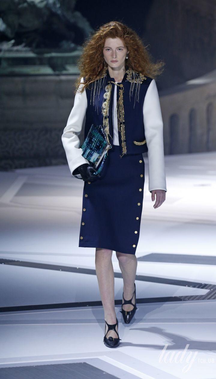 Коллекция осень-зима 2019 года от Louis Vuitton