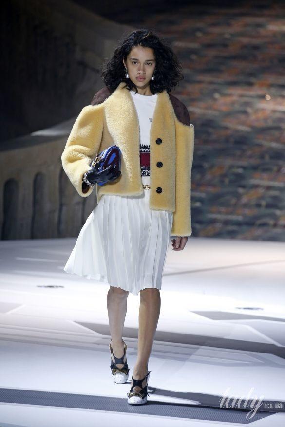 Коллекция Louis Vuitton прет-а-порте сезона осень-зима 2018-2019_22