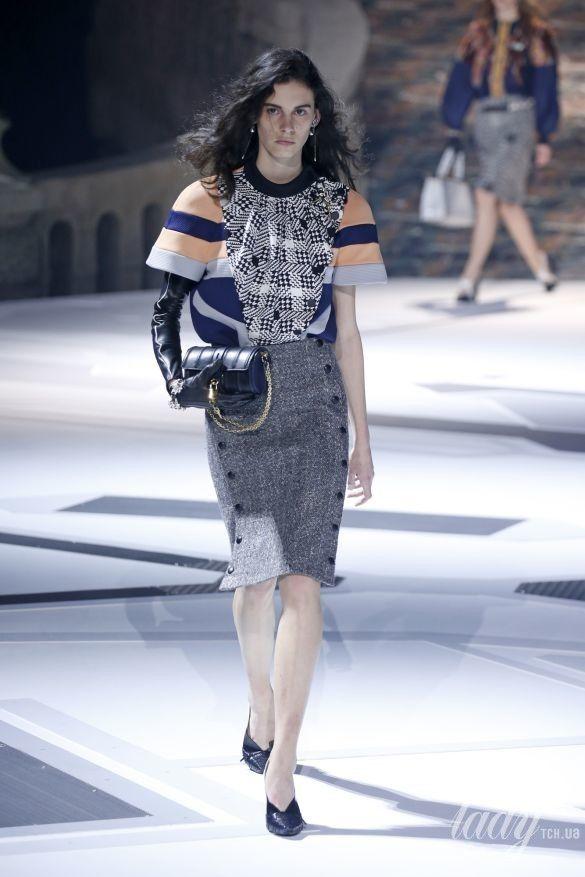 Коллекция Louis Vuitton прет-а-порте сезона осень-зима 2018-2019_14