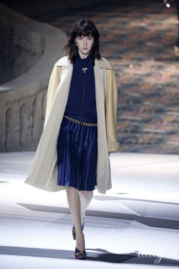 Коллекция Louis Vuitton прет-а-порте сезона осень-зима 2018-2019_23
