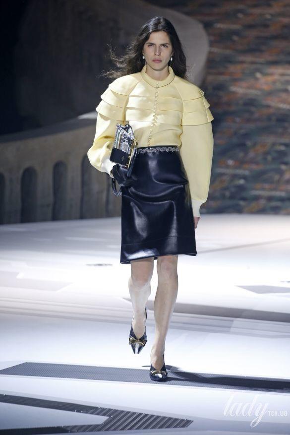 Коллекция Louis Vuitton прет-а-порте сезона осень-зима 2018-2019_17
