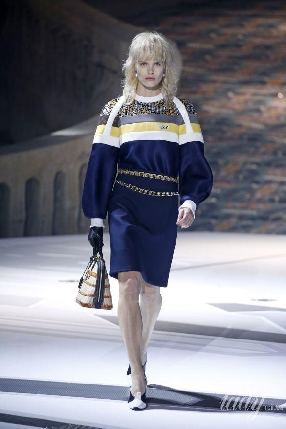 Коллекция Louis Vuitton прет-а-порте сезона осень-зима 2018-2019_24