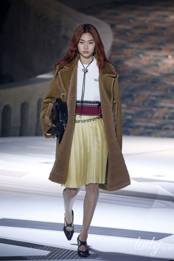Коллекция Louis Vuitton прет-а-порте сезона осень-зима 2018-2019_21