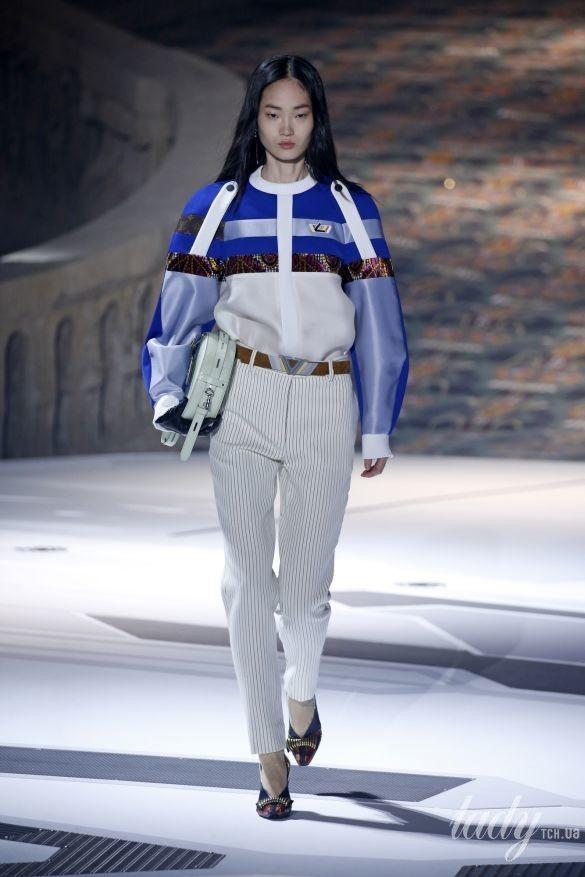 Коллекция Louis Vuitton прет-а-порте сезона осень-зима 2018-2019_35