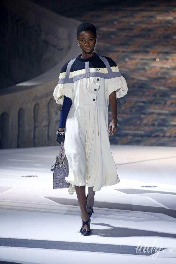 Коллекция Louis Vuitton прет-а-порте сезона осень-зима 2018-2019_33