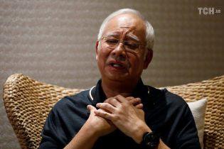 Екс-прем'єра Малайзії арештували за хабарництво
