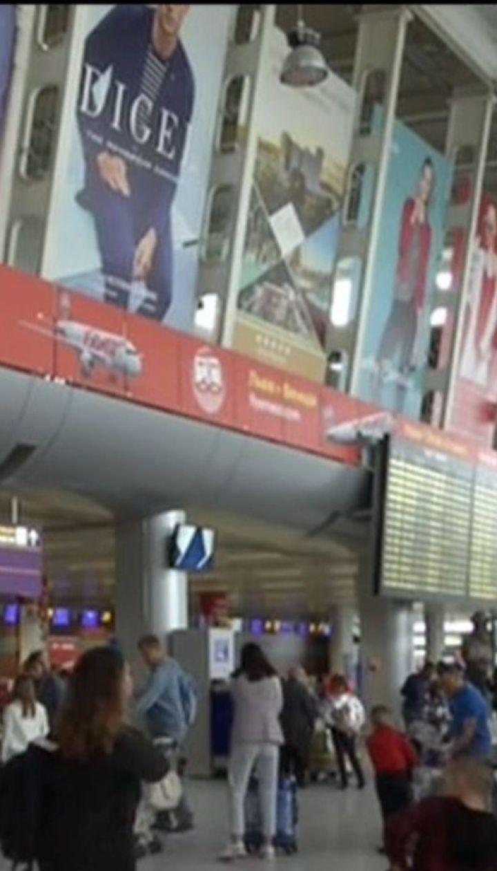 Во Львове более сотни пассажиров третий день ждут своего рейса в Неаполь