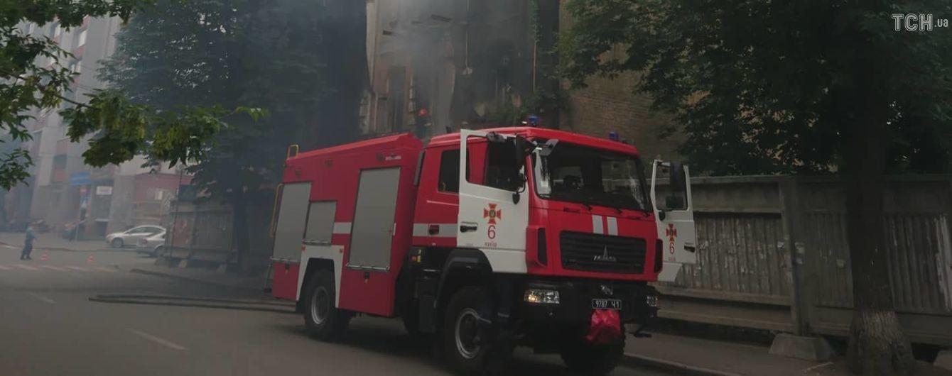 В Киеве остановили работу 33 заведений из-за нарушения пожарной безопасности