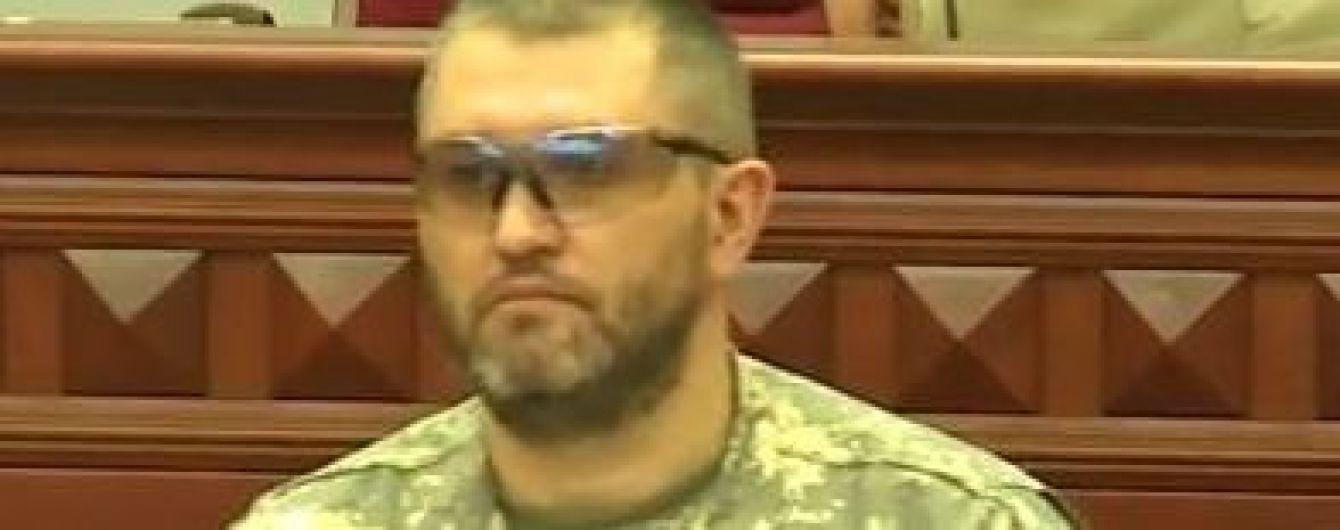 """Учасник війни у Чечні й крадій пального. У контррозвідці оприлюднили дані про очільника """"генштабу """"ДНР"""""""
