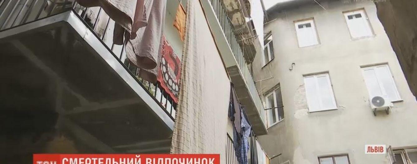 Во Львове угарным газом из неисправной колонки отравились туристы из Минска