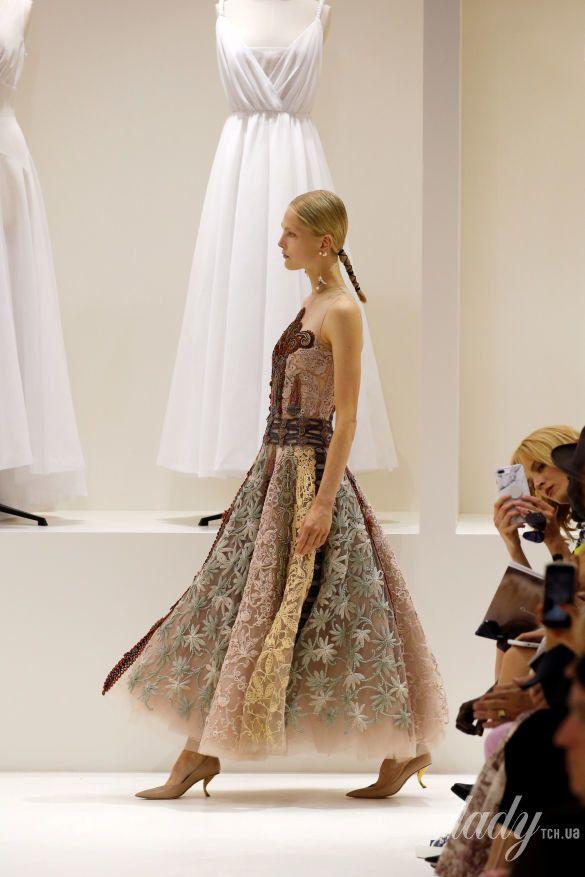 Кутюрный показ Dior_22