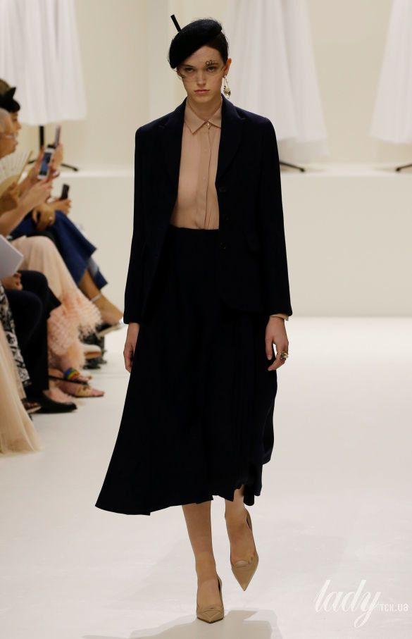 Кутюрный показ Dior_9