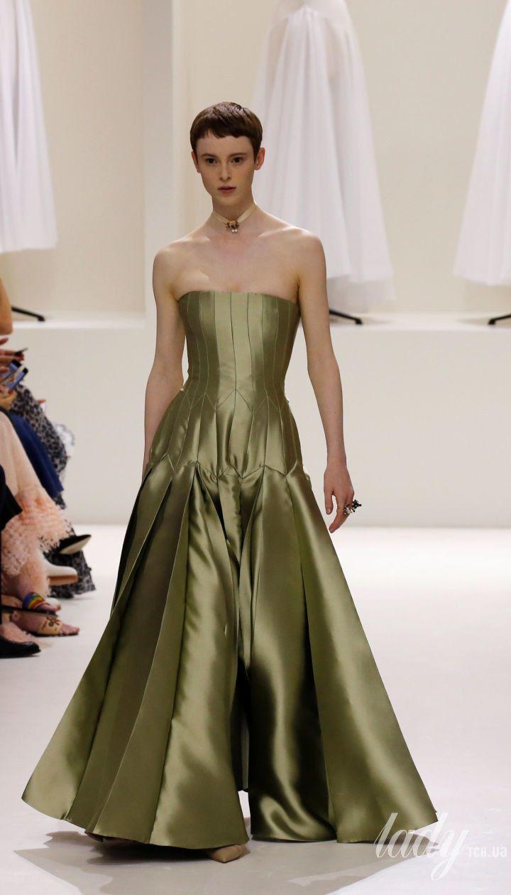 Кутюрный показ Dior @ Reuters