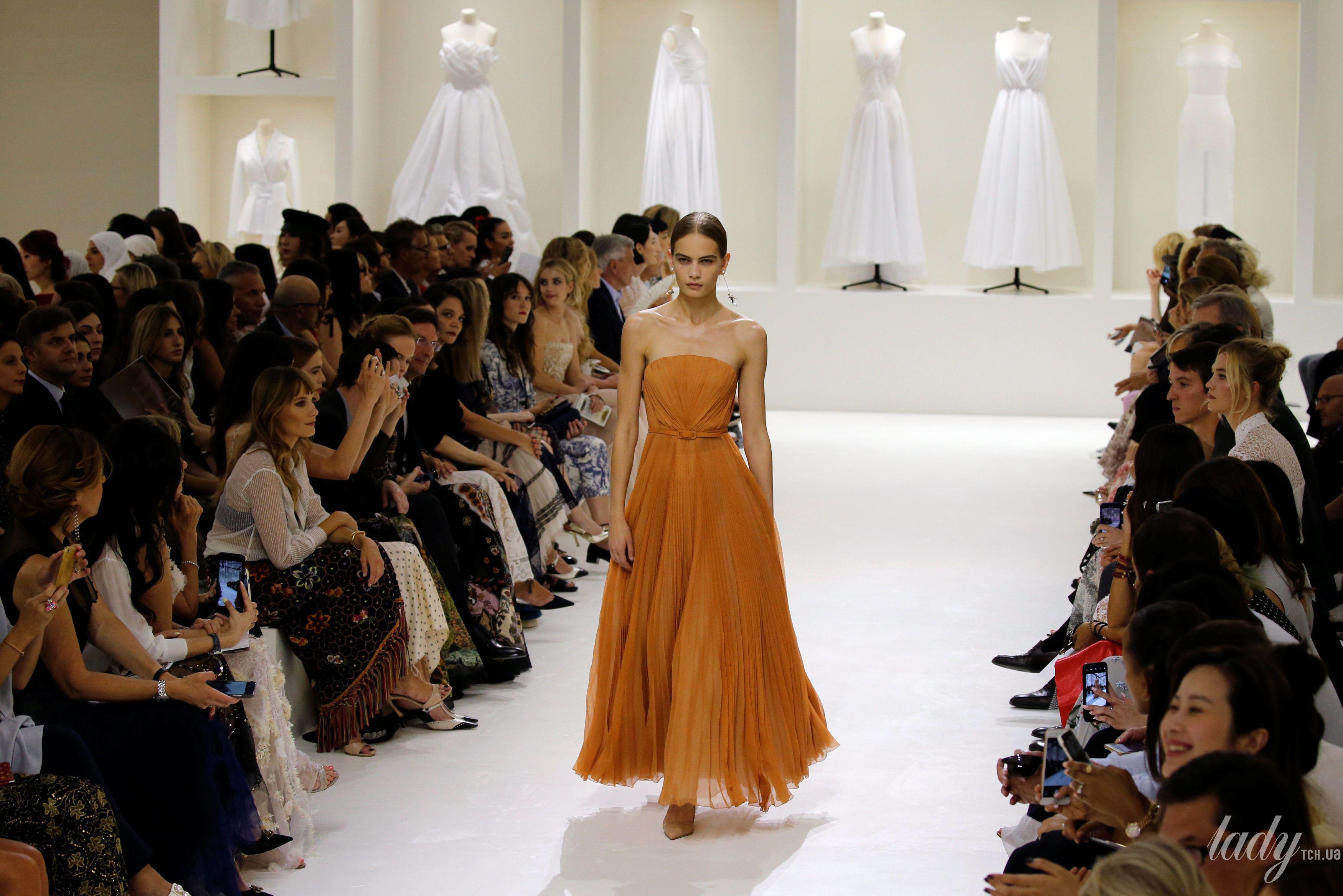 Кутюрный показ Dior_19