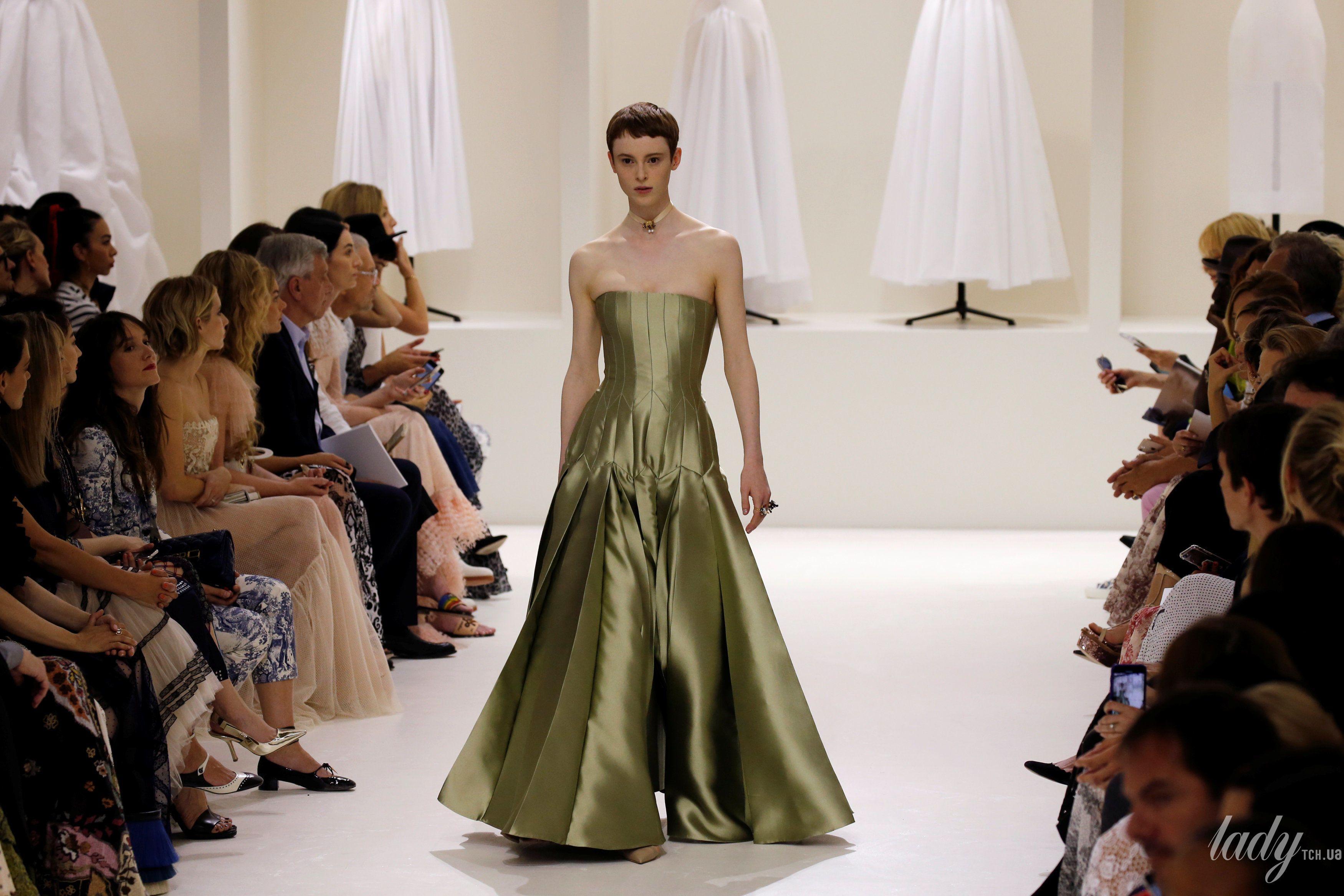 Кутюрный показ Dior_4