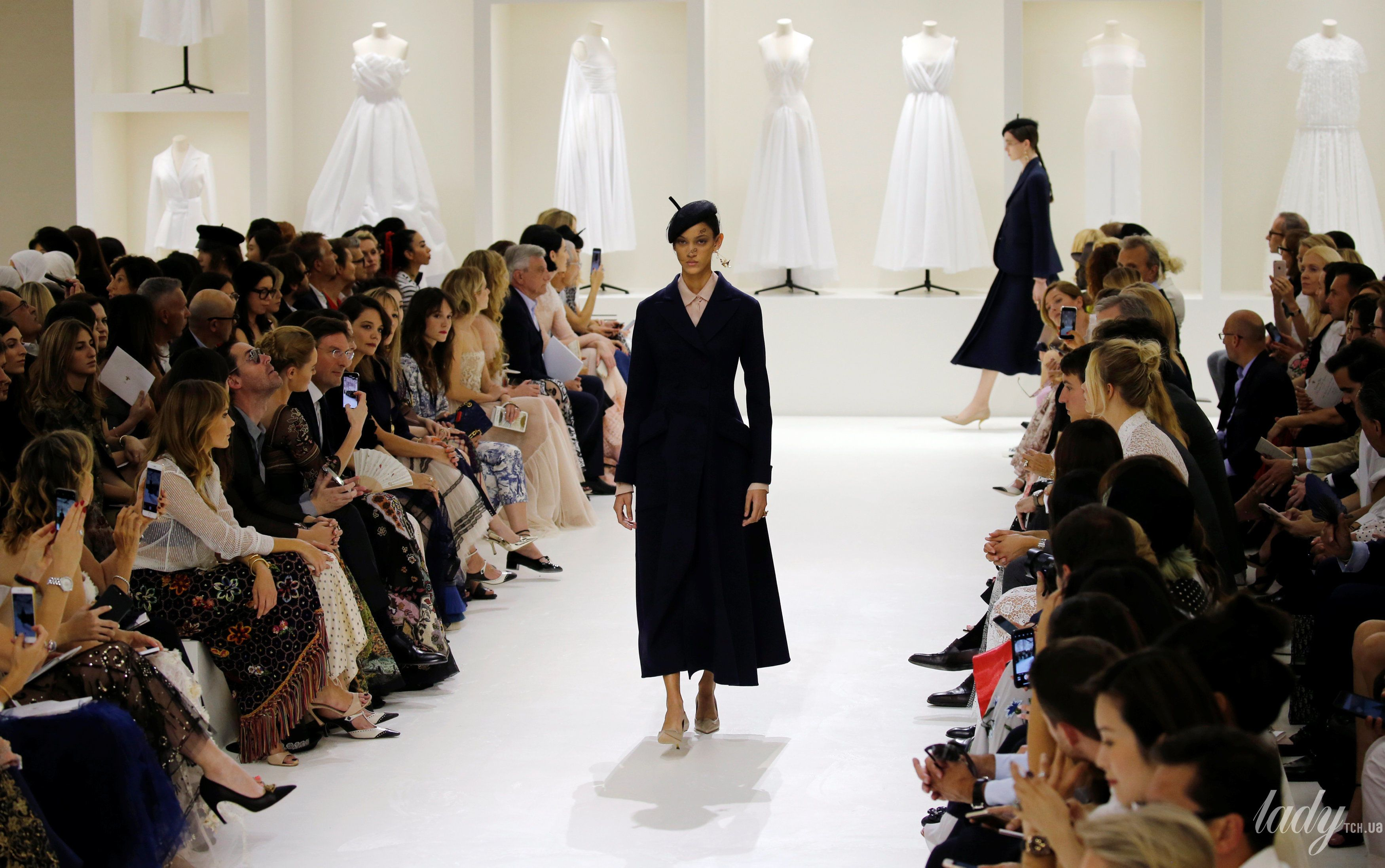Кутюрный показ Dior_10