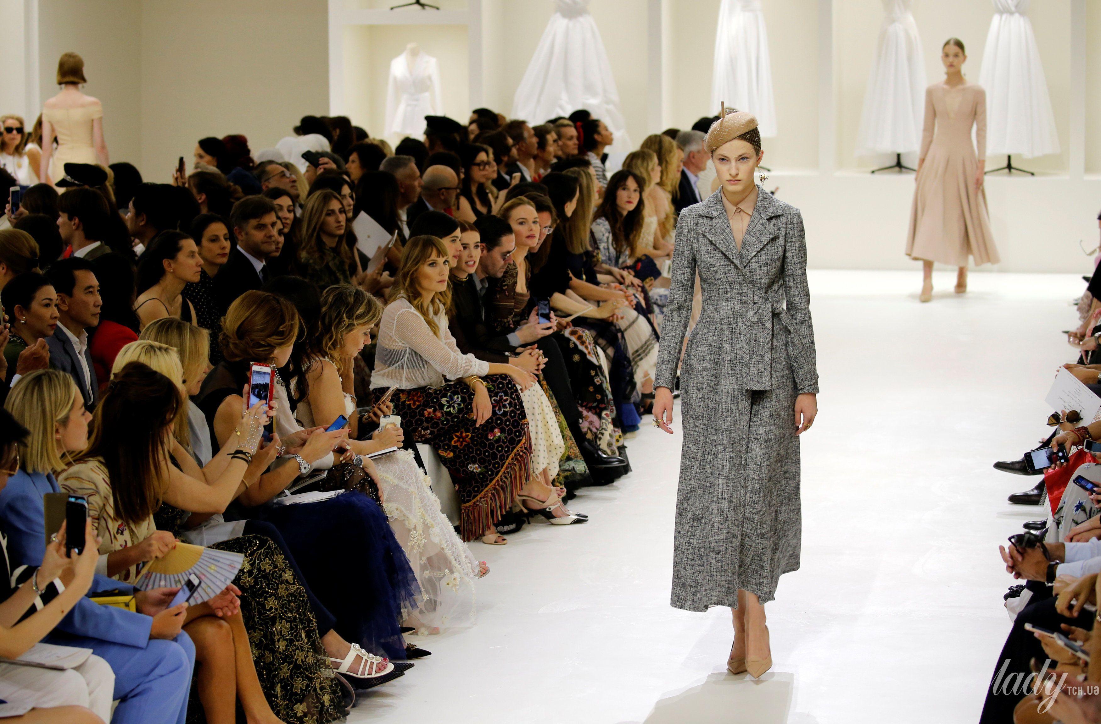 Кутюрный показ Dior_12