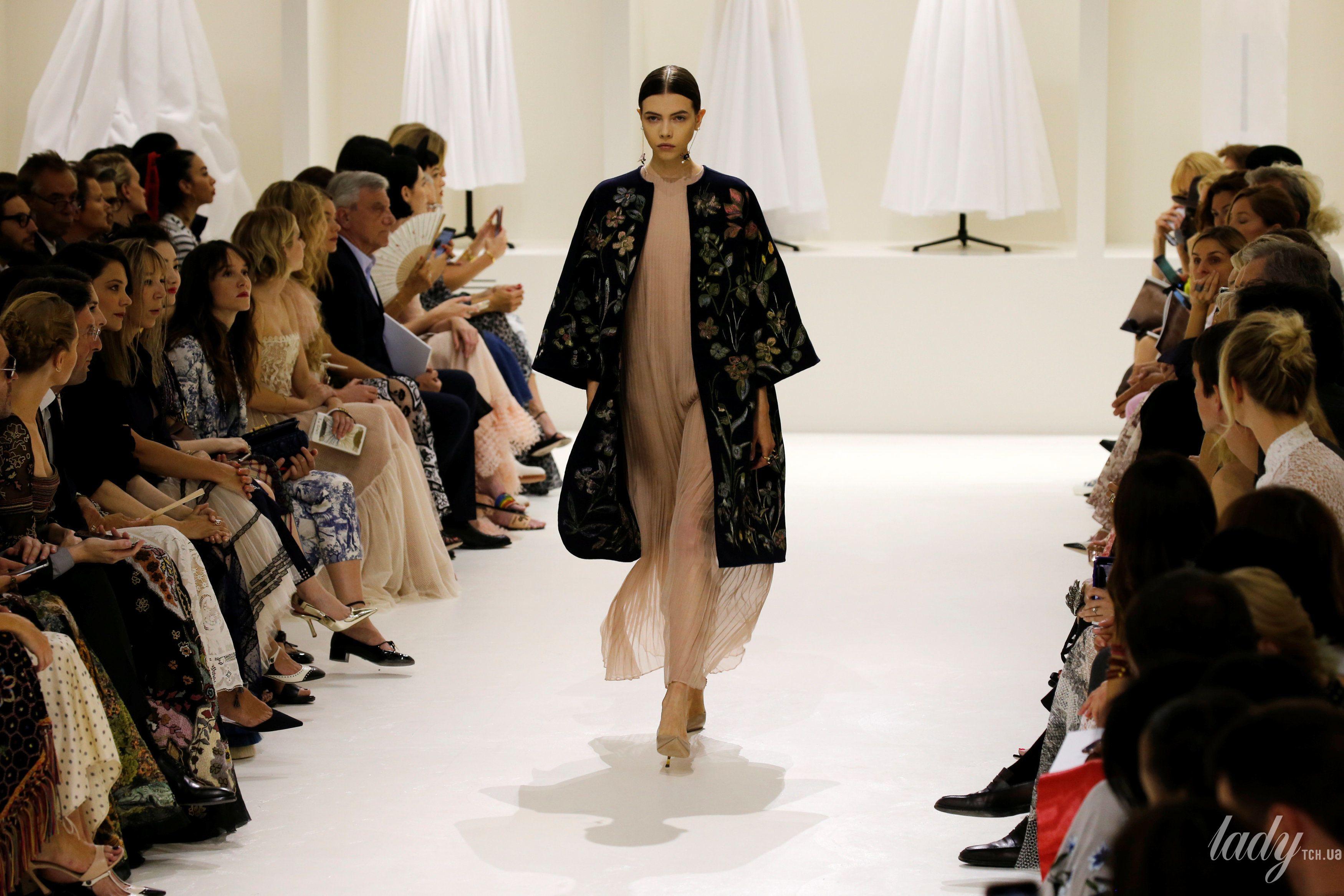 Кутюрный показ Dior_24