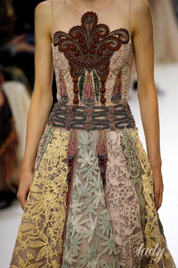 Кутюрный показ Dior_25