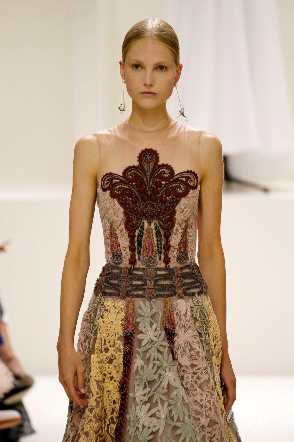 Кутюрный показ Dior_30