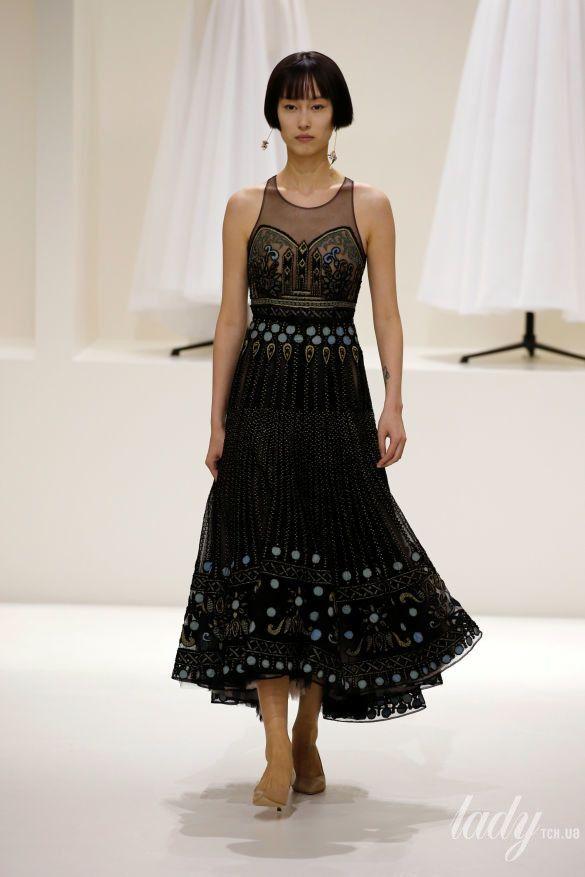 Кутюрный показ Dior_27
