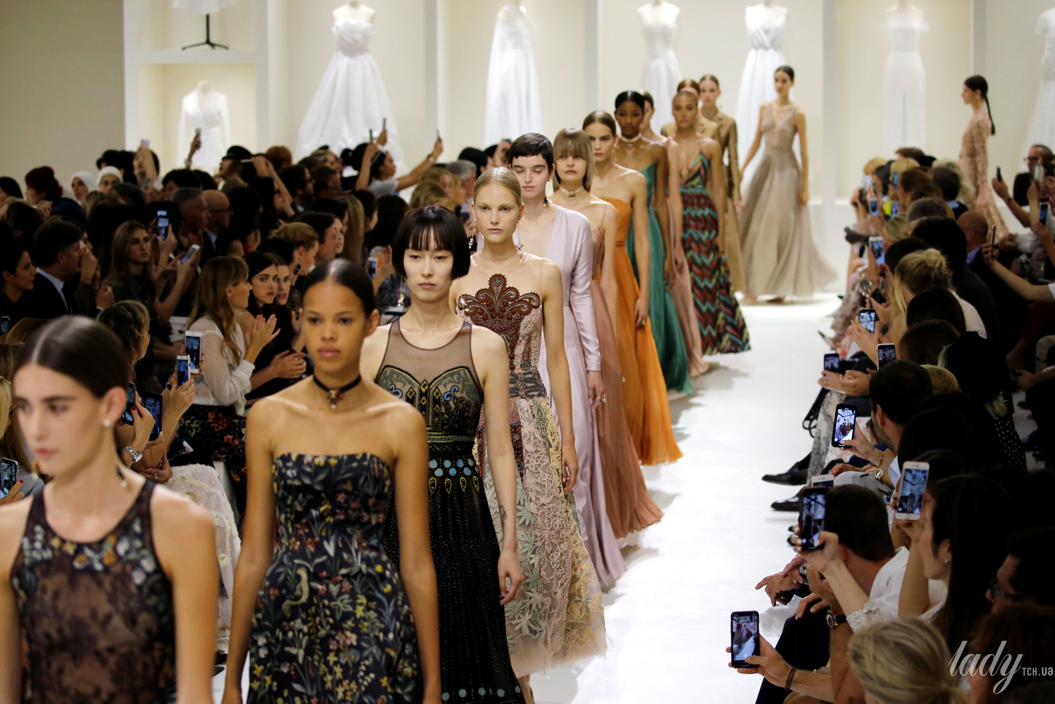 Кутюрный показ Dior_26
