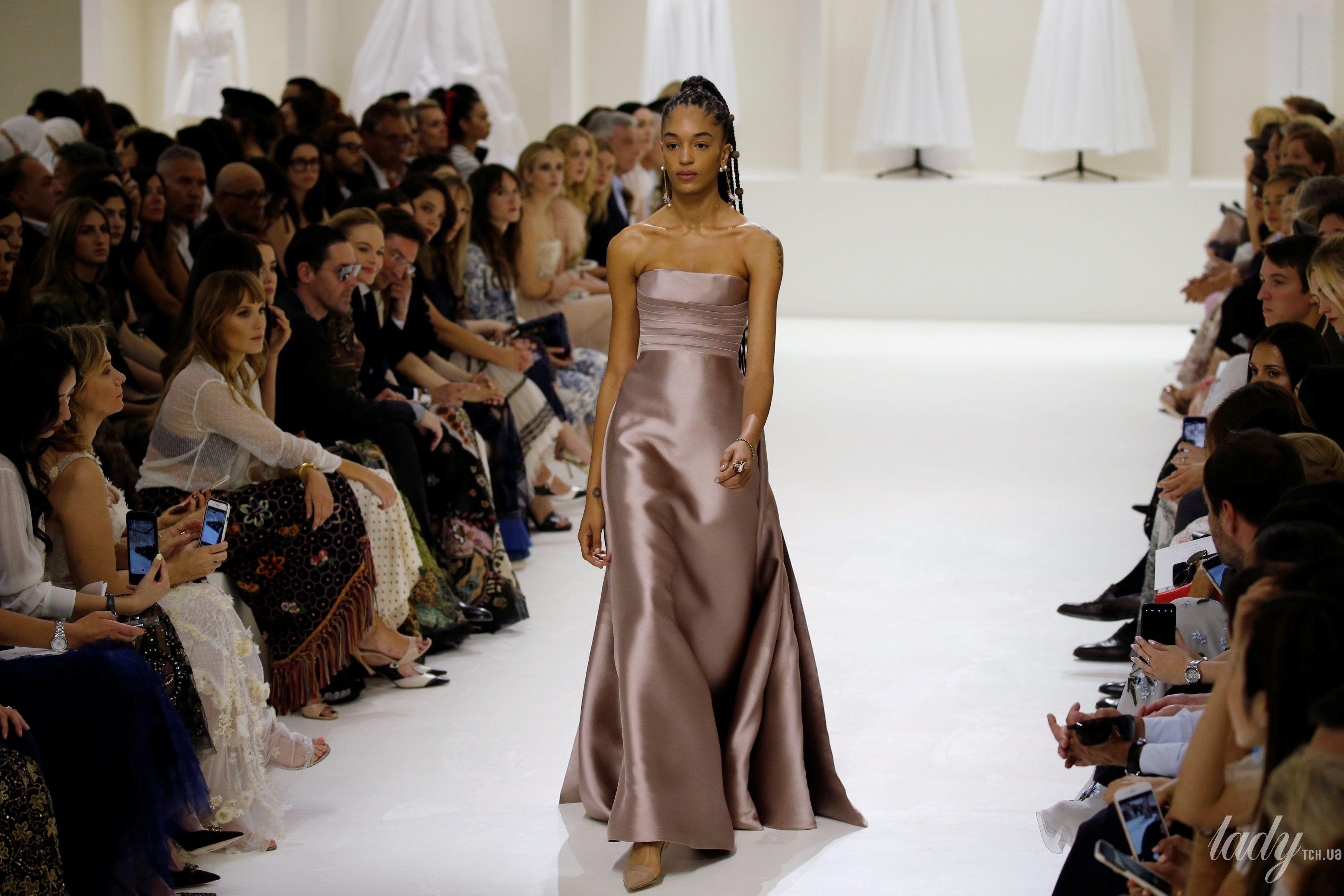 Кутюрный показ Dior_32