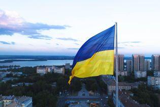 Юрий Голик: В Днепре состоялся технический подъем флага Украины на высоту 72 метра