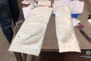Полиция накрыла международную банду наркоторговцев с партией кокаина на 30 миллионов гривен