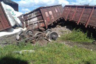 Після масштабної аварії залізничники відновили рух поїздів між Одесою та Києвом