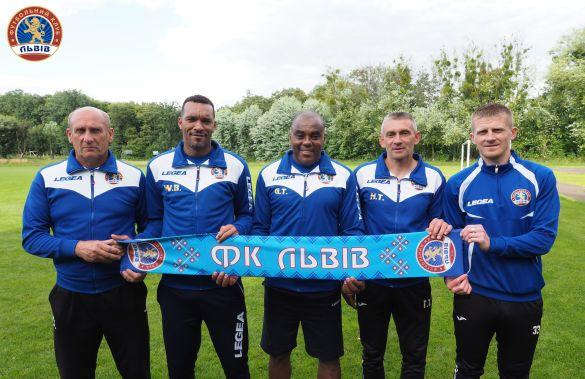 ФК львів тренерський штаб