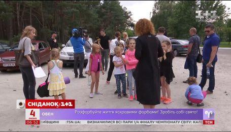 """З'ясовують причини отруєння дітей у таборі """"Славутич"""""""