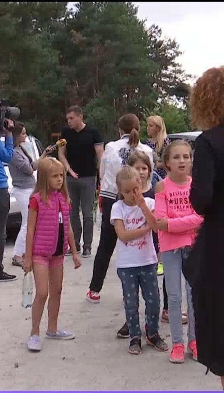 Выясняют причины отравления детей в лагере «Славутич»