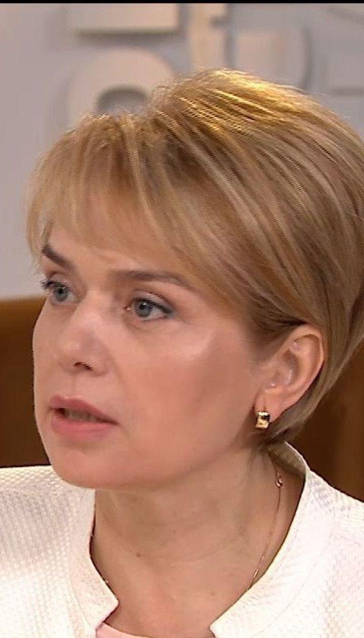 Міністр освіти та науки Лілія Гриневич прокоментувала апеляції на ЗНО і виїзд абітурієнтів закордон
