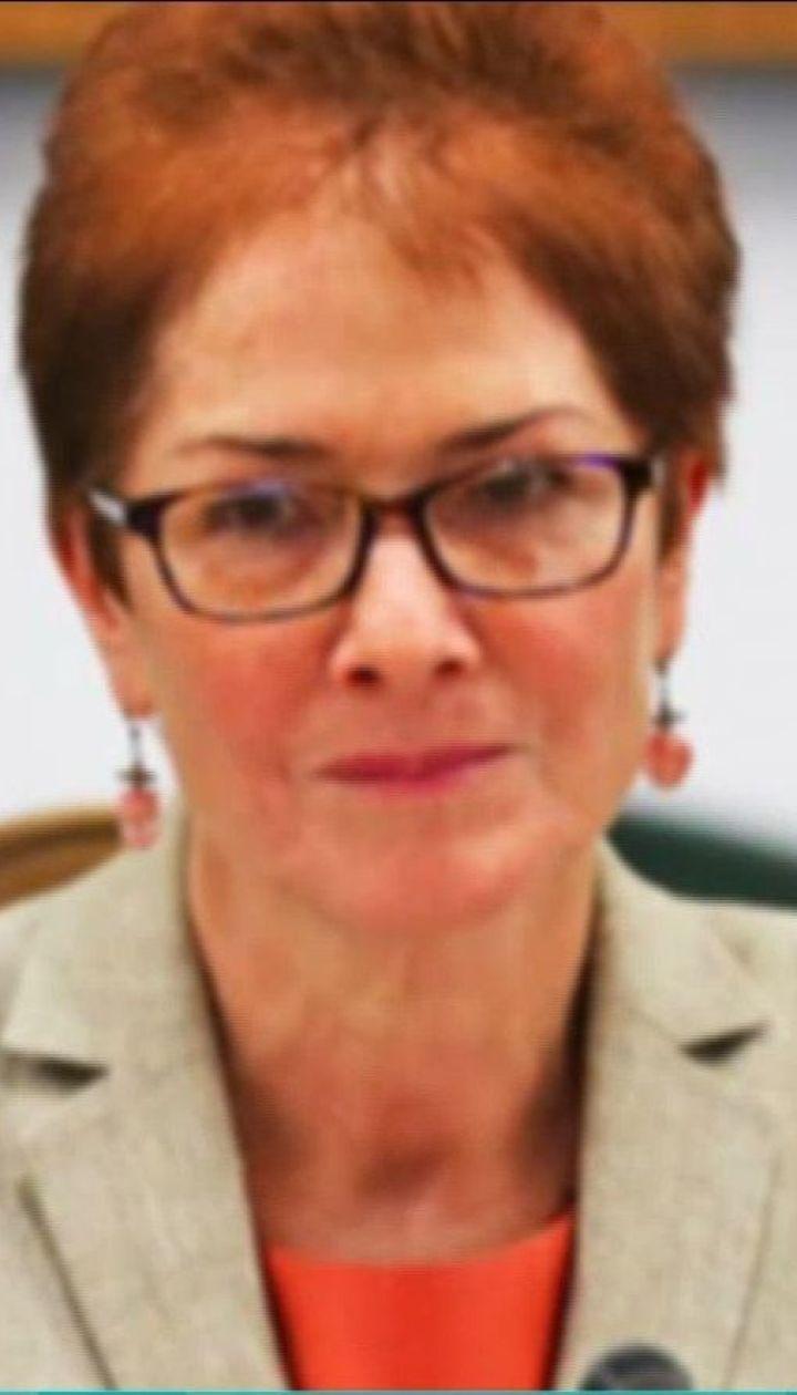 Рассказываем о Чрезвычайной и Полномочной после США в Украине - Мари Йованович