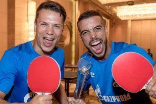Мастер не только в футболе: Коноплянка стал победителем турнира по настольному теннису