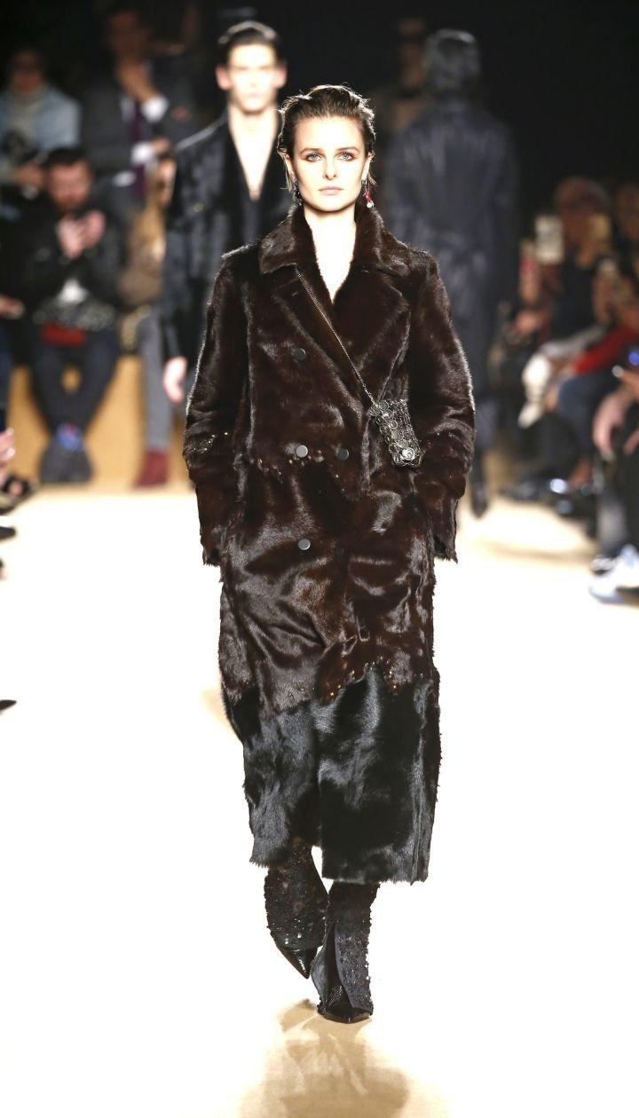 Коллекция Roberto Cavalli прет-а-порте сезона осень-зима 2018-2019 @ East News