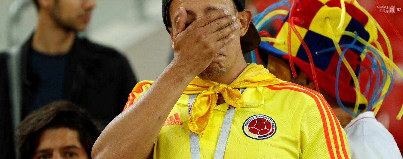 Колумбийского фаната ограбили на солидную сумму во время ЧМ-2018