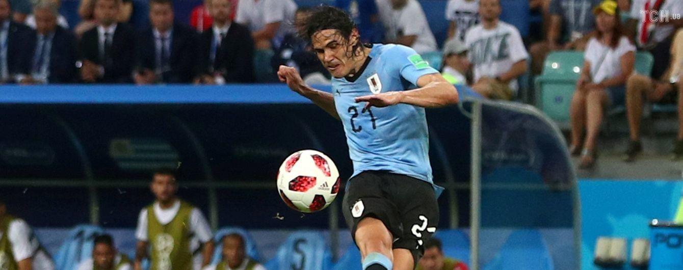 Сборная Уругвая вынуждена обойтись без своей ударной силы в 1/4 финала ЧМ-2018 против Франции