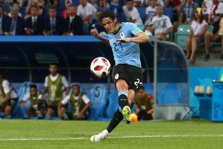 Збірна Уругваю змушена обійтися без своєї ударної сили в 1/4 фіналу ЧС-2018 проти Франції