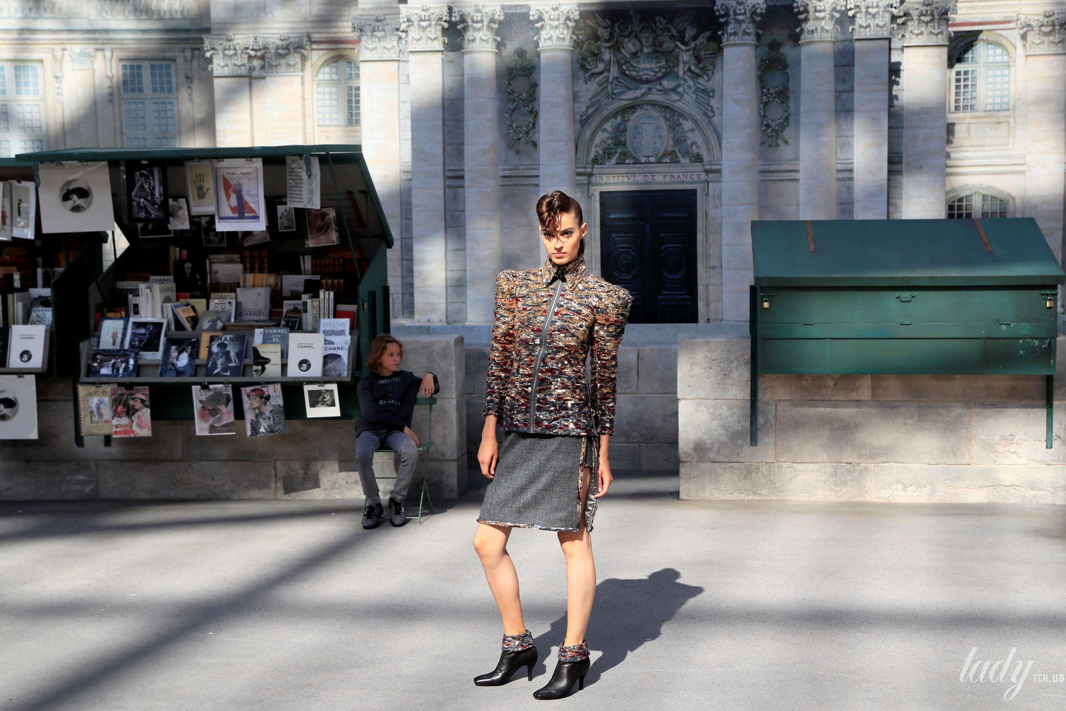 Показ кутюрной коллекции Chanel_11