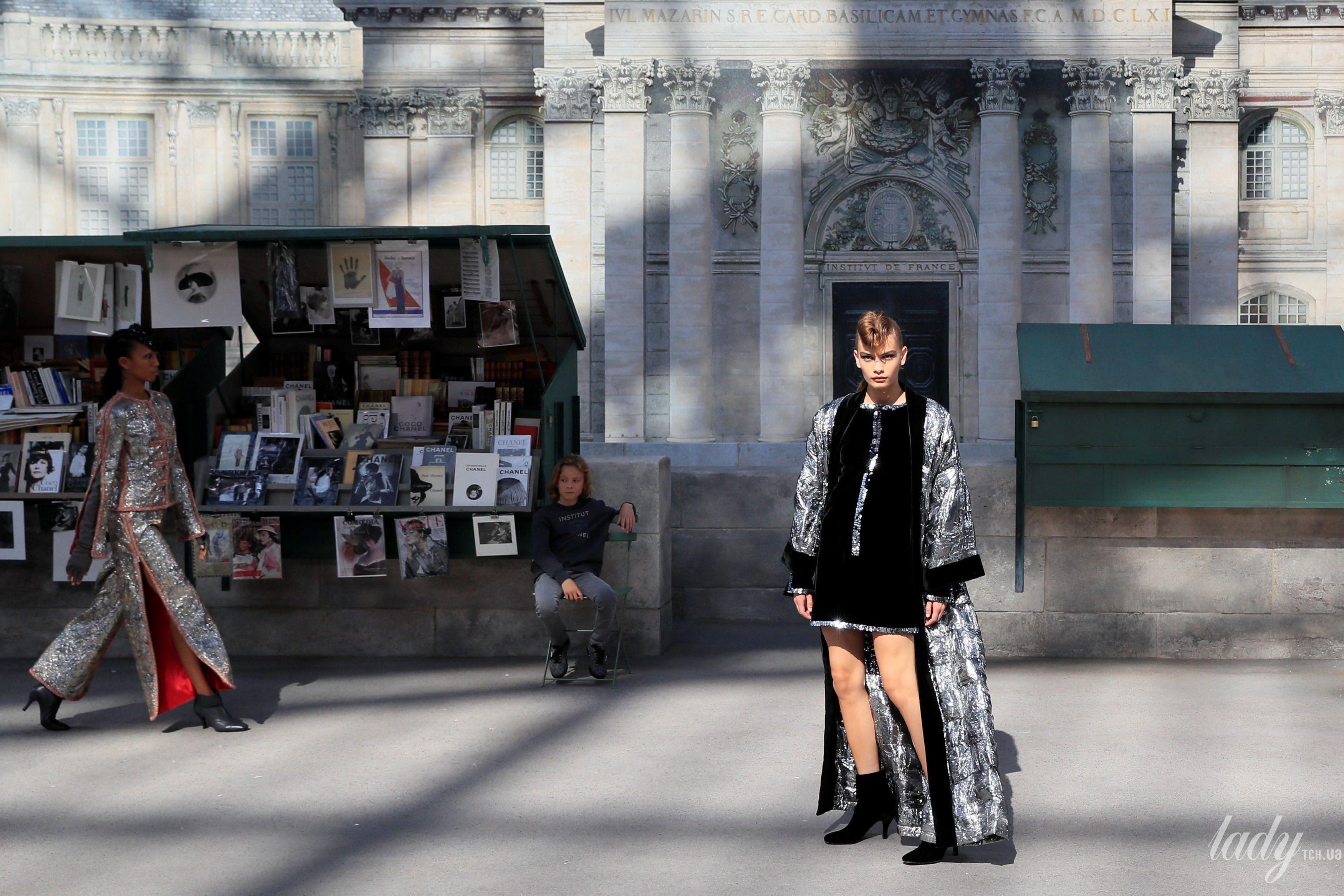 Показ кутюрной коллекции Chanel_29