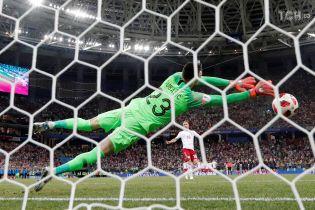 8 післяматчевих пенальті на ЧС-2018 відбито з порушенням правил - The Guardian