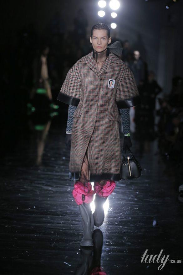 Коллекция Prada прет-а-порте сезона осень-зима 2018-2019_14