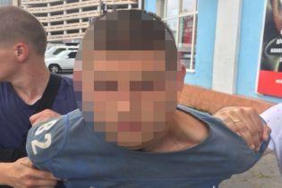 В Киеве схватили рецидивиста, который сбежал из-под домашнего ареста и убил человека