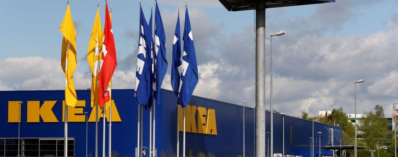 IKEA начала поиск персонала в Украине