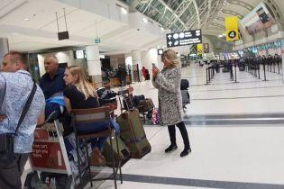 Десятки українців другу добу не можуть вилетіти з Торонто до Києва